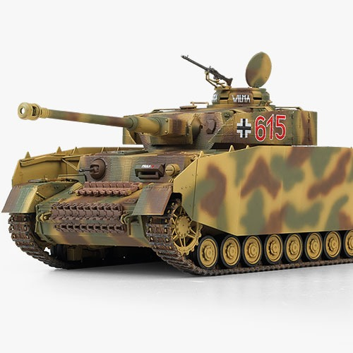 "[1/35] 13516 ​German Pz.Kpfw.IV Ausf.H ""Ver. MID""(Released Feb,2018)"