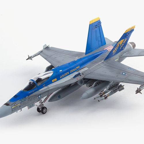 "[1/72] 12564 USN F/A-18C ""VFA-192 Golden Dragons""(Released Feb,2018)"