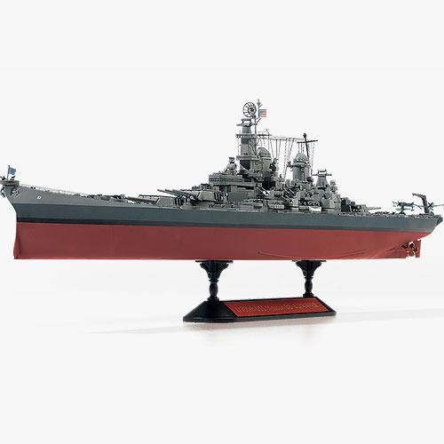[1/700] 14223 USS Missouri BB-63 Modeler's Edition(Released May,2017)