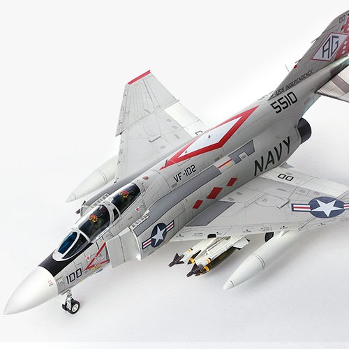[1/48] 12323 USN F-4J VF-102 Diamondbacks(Released Sep,2018)