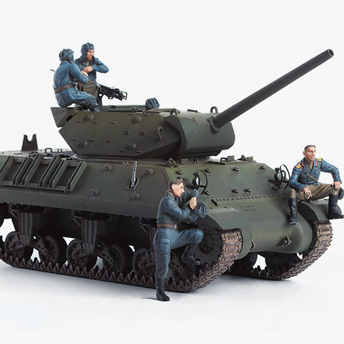 "[1/35] 13521 1/35 USSR M10 ""Lend-Lease""(Released Aug,2018)"
