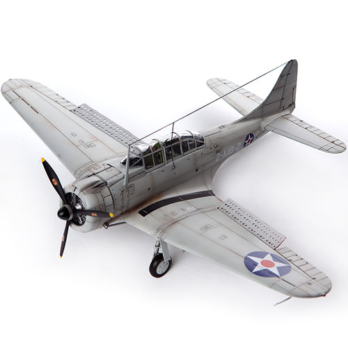 "12331 USMC SBD-1 ""Pearl Harbor""  (Released Dec,2019)"