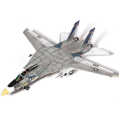 "12563 USN F-14A VF-143 ""Pukin Dogs""(Released Dec,2019)"