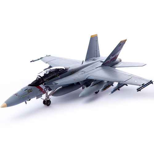 [1/72] 12567 USN F/A-18F VFA-2 Bounty Hunters (Released Mar,2020)
